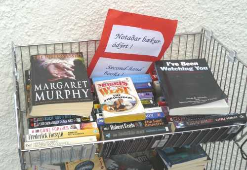 Secondhand books for sale - including Margaret Murphy's 'The Dispossessed'