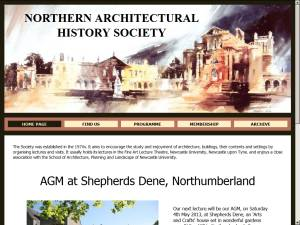 The Northern Architectural History Socity